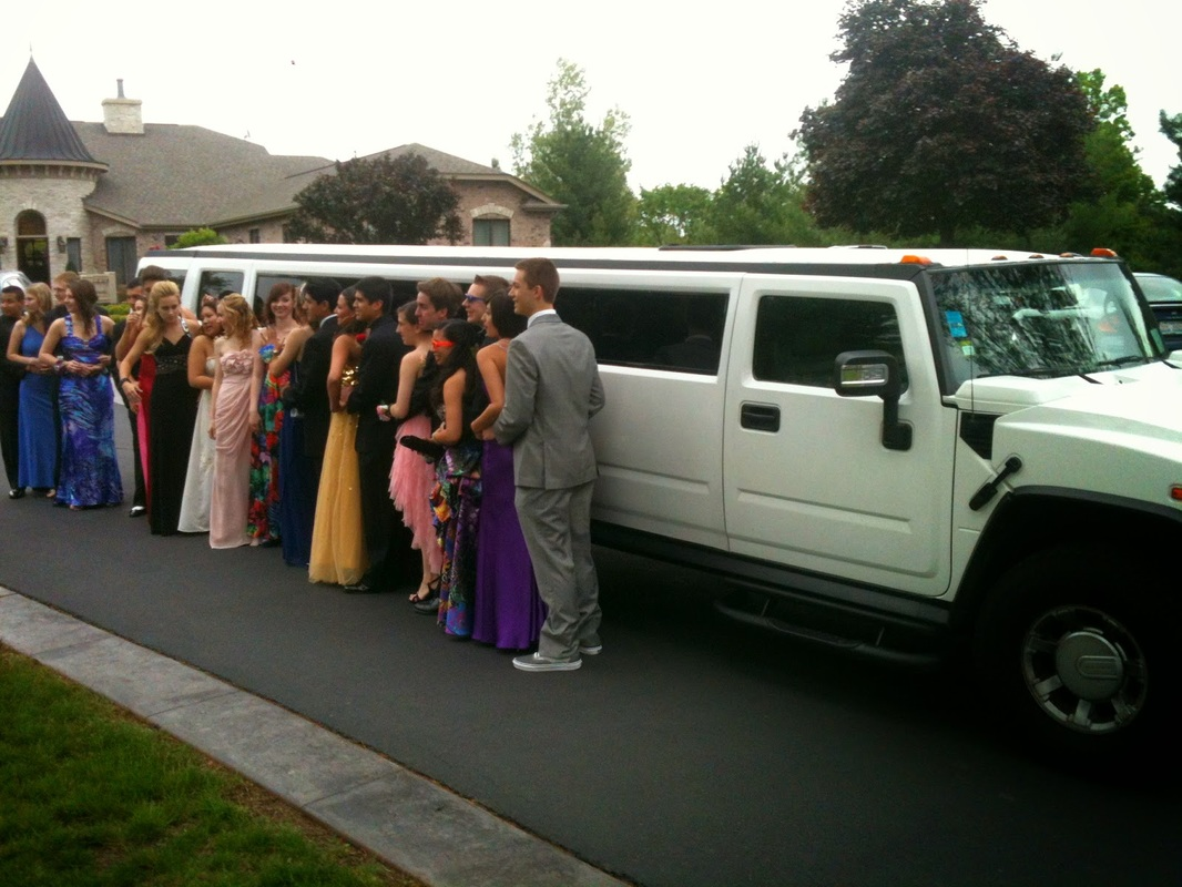 Homecoming with Lauderdale Limos