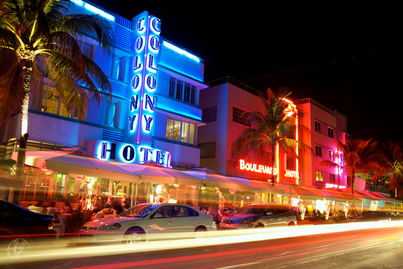 Trips to South Beach in Miami, Florida with Lauderdale Limos
